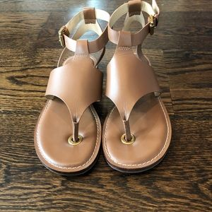 NWOT Michael Kors Gladiator Sandals